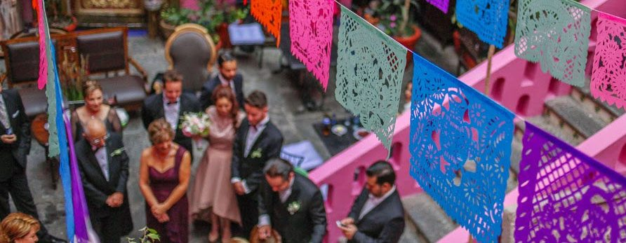Cinco de Mayo…Mexican Inspired Wedding Ideas!