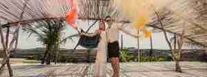 Smoke Bombs for Weddings: Trend Alert