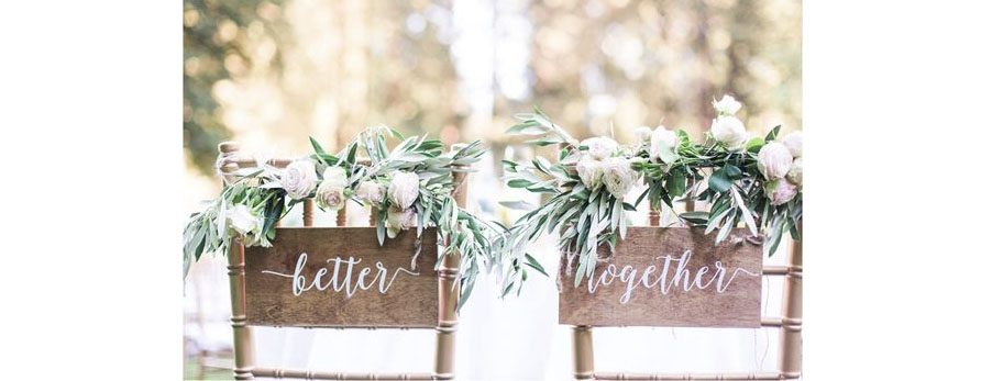 Why we decided to be Wedding Planners?