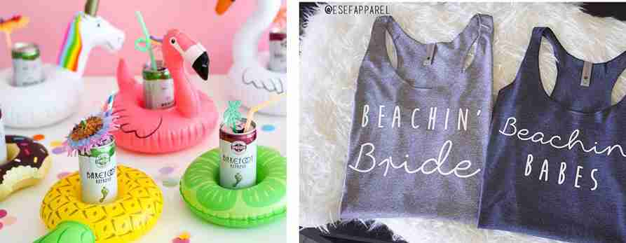 Beach Bachelorette Party Must Haves