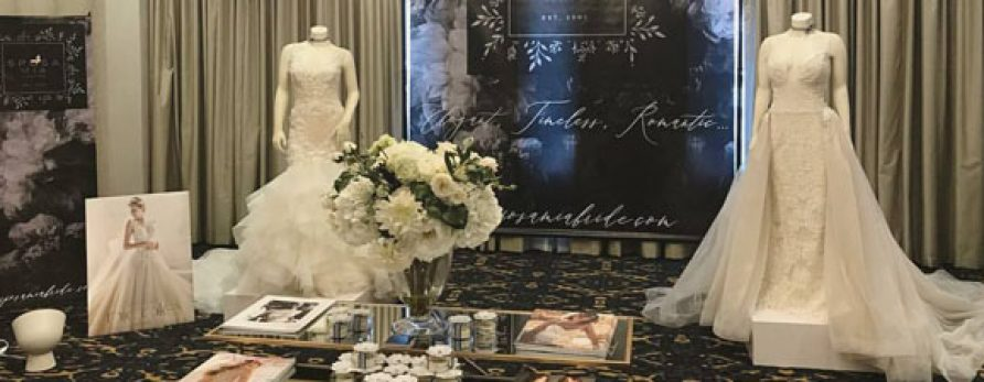 Wedding Bridal Fair Experience