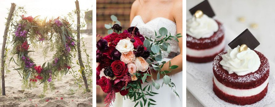 Valentine Inspiration for your Destination Wedding