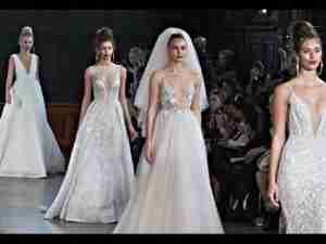 fashion week 2018 bridal gowns