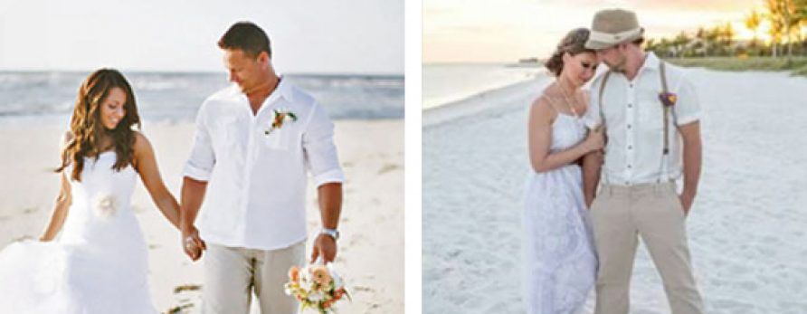 Killer Groom Wedding Outfits Perfect for Tropical Weather