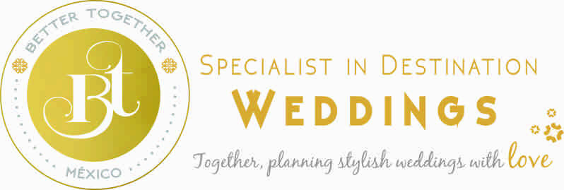 Better Together Wedding Planners Mexico Riviera Maya