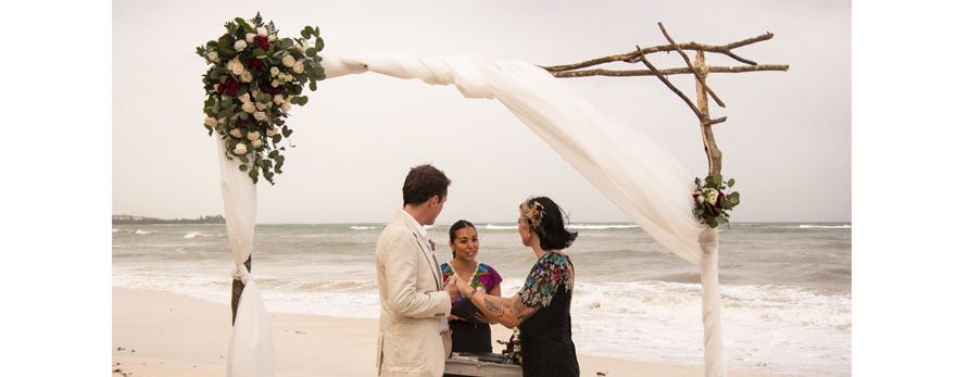 Covid Elopements and Micro Weddings in Mexico